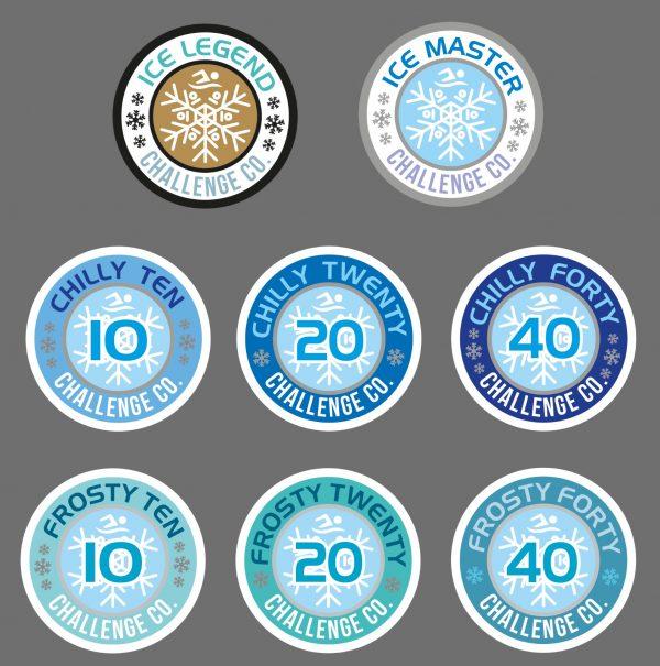 swim badges